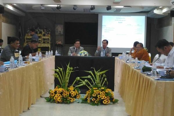 โรงเรียนเพชรพิทยาคม ประชุมคณะกรรมการบริหารโรงเรียน คณะกรรมการบริหารสถานศึกษาฯ