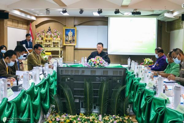 ประชุมคณะกรรมการสถานศึกษาขั้นพื้นฐาน ครั้งที่ 1/2564