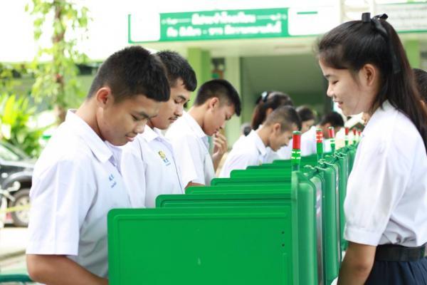 เลือกตั้งคณะกรรมการสภานักเรียน ประจำปีการศึกษา2560