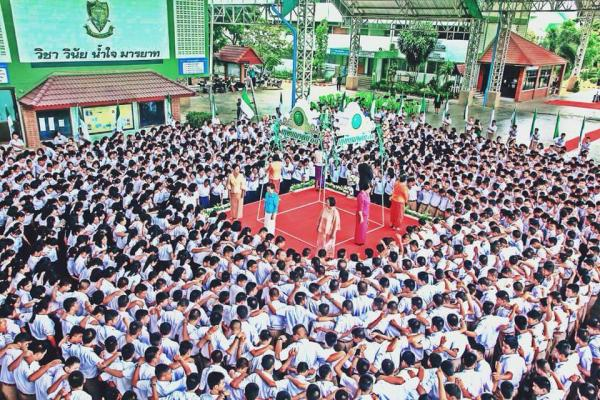งานพิธีวันมุทิตาจิต ข้าราชการครูและบุคลากรที่ เกษียณอายุราชการ ประจำปี 2560