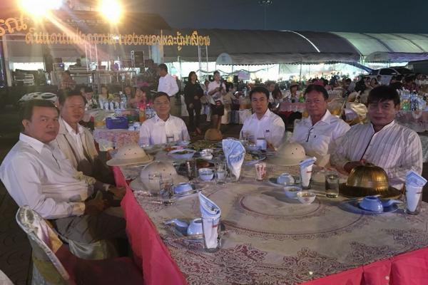 งานเลี้ยงงานมะขามหวานนครบาลเพชรบูรณ์ ปี 2561