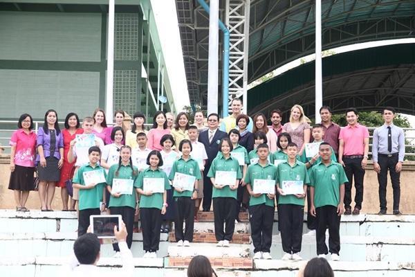 นักเรียน EP เพชรพิทยาคม คว้ารางวัลชนะเลิศ Open House 2016