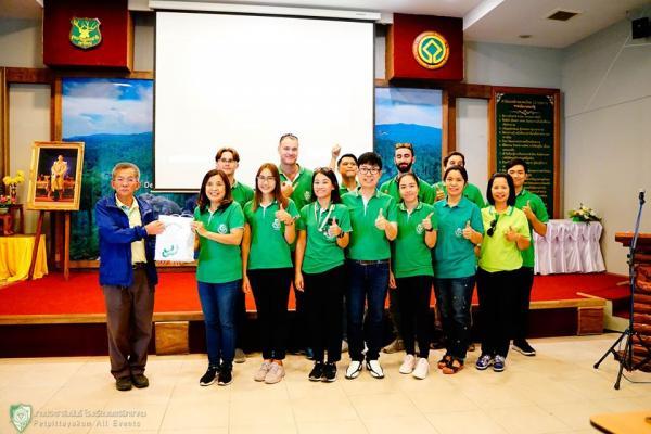 โครงการค่ายภาษาอังกฤษ English Integrated Camp 2019 : Math –Science- English